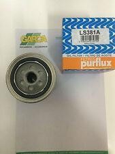 Filtro original de aceite PURFLUX LS381A para vehículos,MEGANE III...