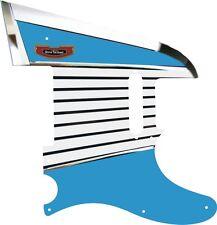 Pickguard Pick guard Scratchplate Fender Tele Telecaster Guitar Tailguard BE