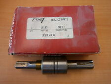 Westerbeke 18185 Shaft Assembly With Bearing NOS