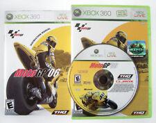 MOTO GP 06 XBOX 360 MOTOGP GAME COMPLETE