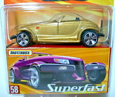 Matchbox Neue SF Serie 2005 No.58 Plymouth Prowler