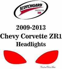 3M Scotchgard Paint Protection Film 2009 2010 2011 2012 2013 Chevy Corvette ZR1