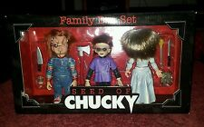 NECA Child's Play Seed Of Chucky Family Box Set One of a kind production error