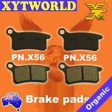 FRONT REAR Brake Pads for KTM 85 SX 85 2003 2004 2005 2006 2007 2008 2009 2010