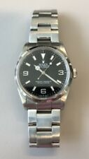 Rolex Explorer 1 Automatic SS Y Series 114270 3130 Movement