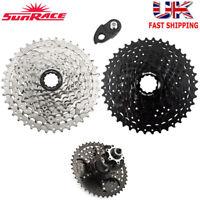 SunRace 9 Speed 11-40T Cassette  MTB Bike Wide Ratio Freewheel fit Shimano Sram