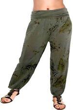 Pantaloni da donna verde taglia 44