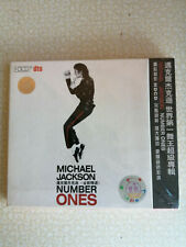 MICHAEL JACKSON - NUMBER ONES - CD PRINTED IN TAIWAN - NEW