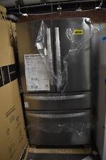 """Whirlpool Wrx735Sdhz 36"""" Stainless French Door Refrigerator Nob #39544 Hrt"""
