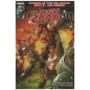 Flash Gordon: Invasion of the Red Sword #2 in Near Mint minus condition. [*ax]