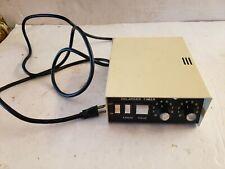 Vintage Nord Electronic Enlarging Timer