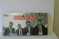 The Beatles Monopoly Collectors Edition Board Game USAopoly 2008