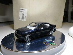 1/43 SCHABAK BMW 5 Series (E39) BMW Promotional Car diecast