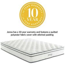 "Modway Jenna 10"" King Innerspring Mattress -"