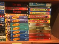 Season Tv Show Large Lot- Pick and Choose- Save on Shipping! 247 Options!