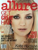 KATE HUDSON August 2006 ALLURE Magazine