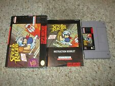 Speed Racer (Super Nintendo Entertainment System SNES 1994) Complete in Box GOOD