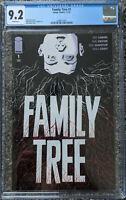 Family Tree #1 1st First Print Image Comics Phil Hester Jeff Lemire CGC 9.2