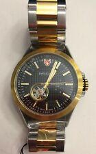 Swiss Eagle Men's Wrist Watch SE-9156A-55 SCOUT - Automatic Movement - 42mm NEW