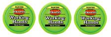 Tres manos o'keeffe 'S Mano Crema 193g bañera en funcionamiento en seco, agrietado Tamaño de valor de manos