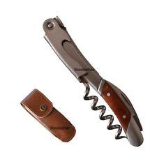 Corkscrew Stainless Steel Bottle Wine Opener Laguiole Waiter opener FreeShipping