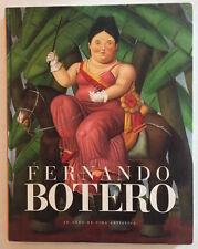 Fernando Botero 50 Anos De Vida Artistica