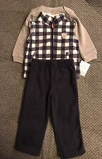 Carters This Is What Handsome Looks Like 3 Piece Vest 24 Months Outfit NWT