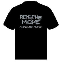 Depeche Mode - People Are People Music punk rock t-shirt  S-M- XXL  NEW