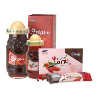 Jeju Nature Schizandra Fruit Tea 320g / 450g / 600g Omija Korean Delicious Food