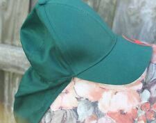BUNNINGS WAREHOUSE KIDS' CAP WITH NECK COVER/PROTECTOR COTTON