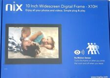 NIX Full HD Digital Photo 10-Inch Widescreen Digital Photo Frame X10H Parts Only