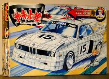 DOYUSHA 1/20 BMW 3.0 CSL CIRCUIT WOLF ART CAR FRANK STELLA