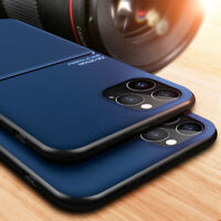 Case For iPhone 12 11 Pro XS MAX X XR 7 8 Plus Shockproof Magnetic Leather Cover