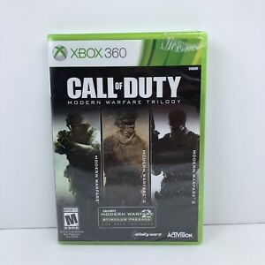 Call of Duty: Modern Warfare Trilogy (Microsoft Xbox 360, 2016) New Sealed