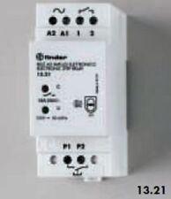 FINDER 13.21 Rele' ad Impulsi Elettronico 16A 230Vac 1 No