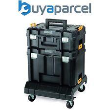 Dewalt DWST1-71195 TSTAK VI Deep Tool Storage Case + Tool Case + Cart Trolley