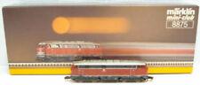 Marklin 8875 Z Scale DB Diesel Locomotive LN/Box