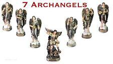 "7 Archangels Michael,Rafael,Zadquiel, Barachiel, Jofiel, Uriel, Gabriel Full 8"""