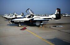 68-8002 /VN T37C USAF Original Military Slide