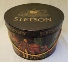 0b6034ce9bc06 Vintage Stetson Millinery Hat Box ONLY 1930s-1940s NO HAT