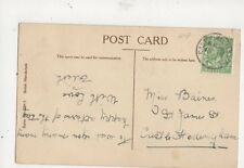 Miss Baines St James Street Castle Hedingham 1916 478a