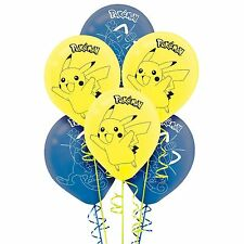 Pokemon Irregular Party Balloons & Decorations