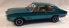 83713 1971 HOLDEN LC TORANA TAORMINA AQUA METALLIC DIE CAST MODEL 1:18 CAR