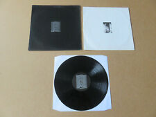 JOY DIVISION Unknown Pleasures FACTORY ORIGINAL 1980S PRS UK PRESSING LP FACT10
