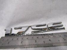 Honda Stream 1.7 Vtec 00-06 D17 tailgate boot stream 1.7 SE 1.7SE badge logo