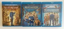 Night at the Museum 3 Movie Collection (Blu-rays/DVDs)