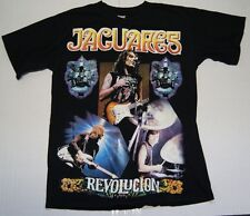 JAGUARES Revolucion 2002 T shirt LARGE Pre-owned Rock En Espanol VINTAGE