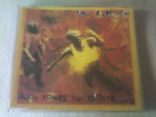 INI KAMOZE - HERE COMES THE HOTSTEPPER - UK CD SINGLE