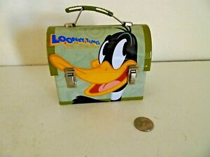 Daffy Duck Looney Tunes Back in action small Lunch Box Warner Bros