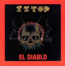 CD rare -  El Diablo - ZZ TOP - Live Rock Palace, Essen - Germany 1980